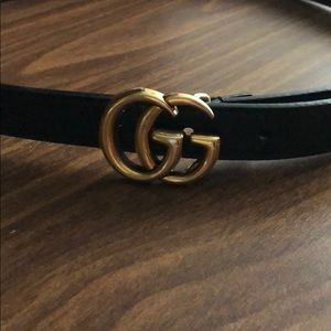 Gucci belt women's